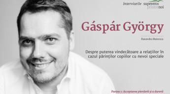 portret Gaspar Gyorgy, psihoterapeut