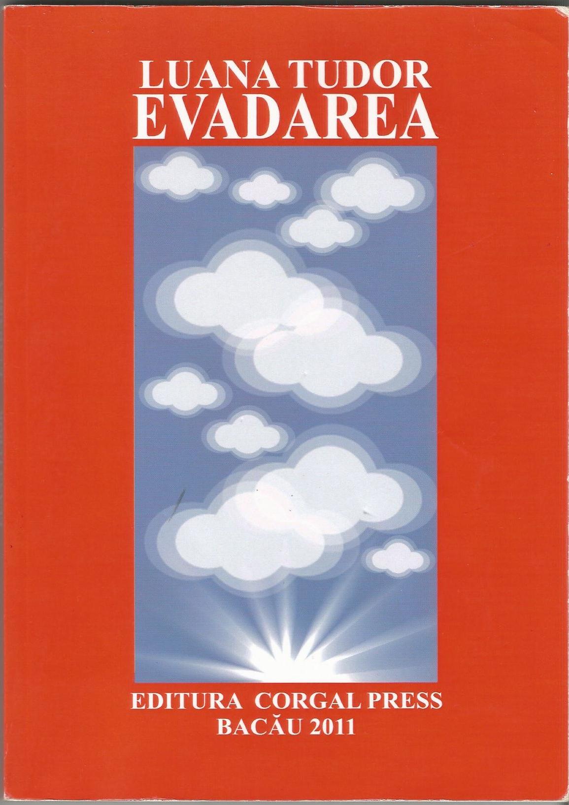 Coperțile volumelor publicate de Luana