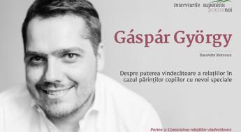 Portret terapeut de familie Gaspar Gyorgy, zambind