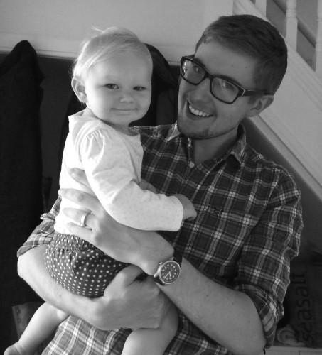bob moran și fetița sa
