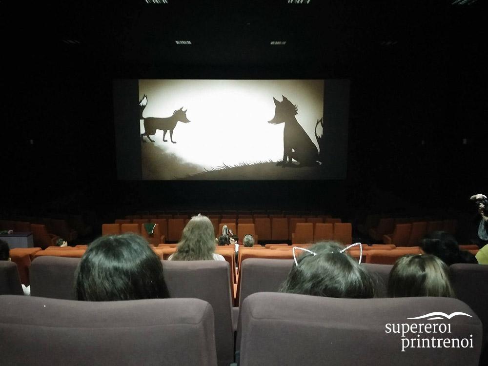 sală de cinematograf